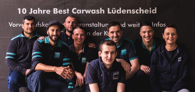 Team Best Carwash Lüdenscheid